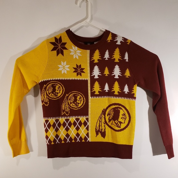 brand new 43170 56889 [Redskins NHL ] Ugly Christmas Sweaters